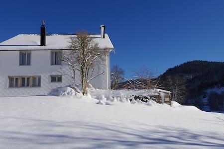 gite de la vertbruche - La Bresse