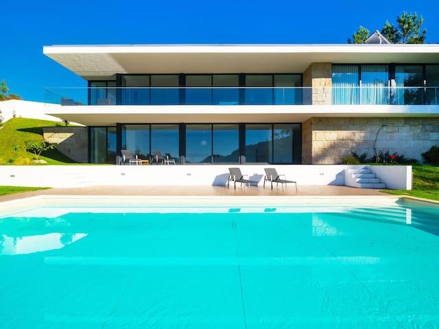 Casa da Luz - Vivenda de luxo no Gerês