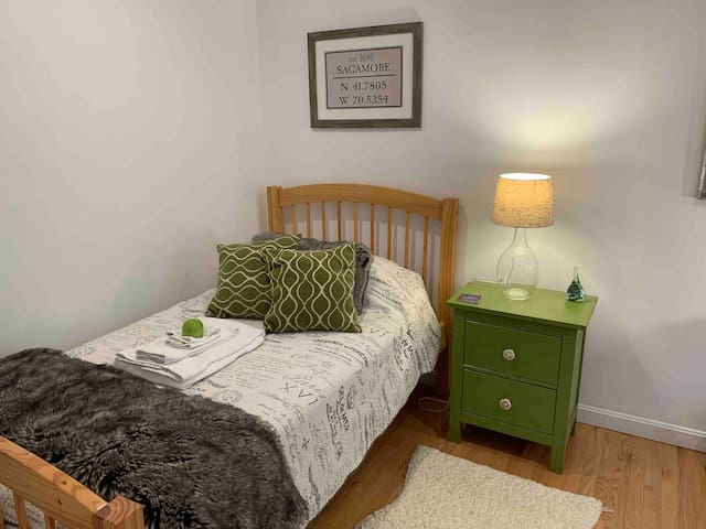 Affordable Cozy Room