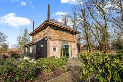 Pleasant Holiday Home  in the Brabant village of Zeeland wit garden