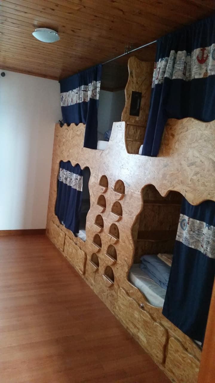 GUEST HOUSE HOST O MORRO - Camarata Leme