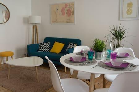 Appartement cosy en hyper centre ville de Brest - Brest - Lakás