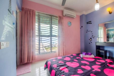 Seaview ensuite|private bathroom|Free WIFI - Georgetown