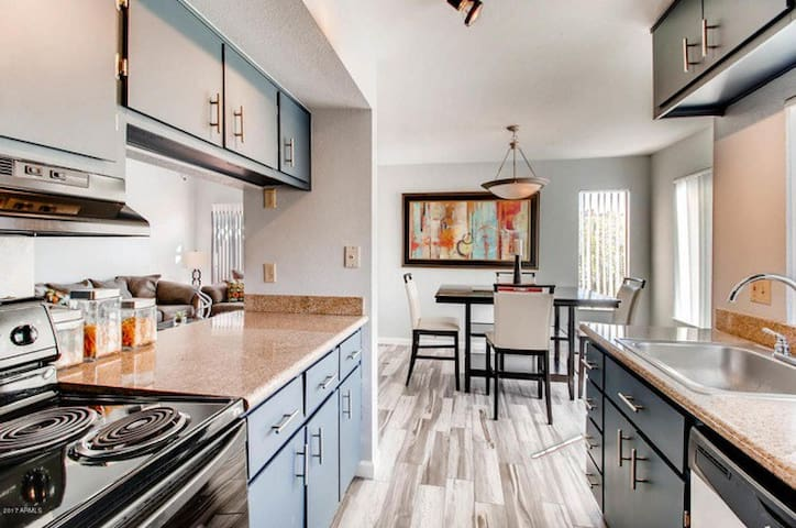 Old Town Scottsdale Retreat