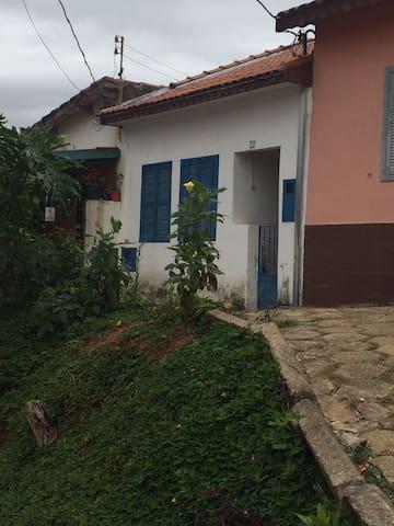 vista panoramica da cidade - São Luís do Paraitinga