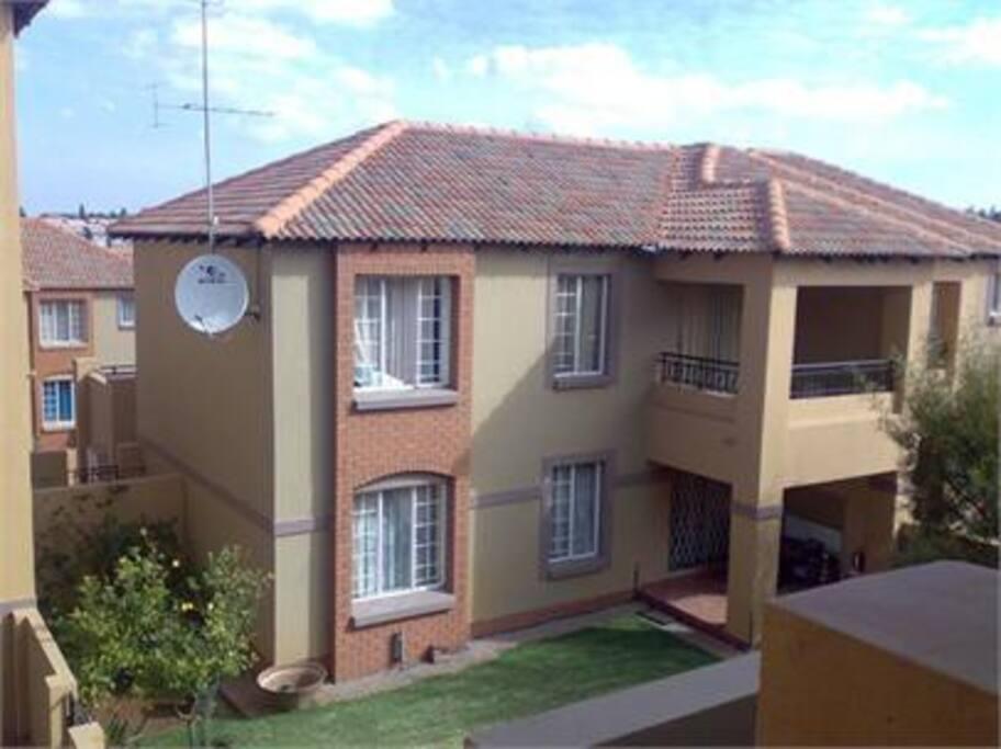 Upper Level Apartment