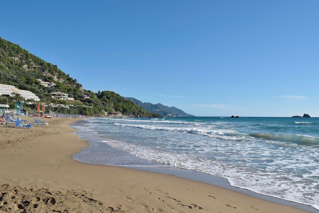 Glyfada Sandy Beach