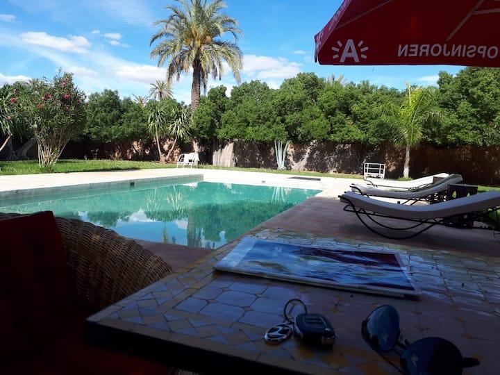 Villa Tropikesh, Marrakech