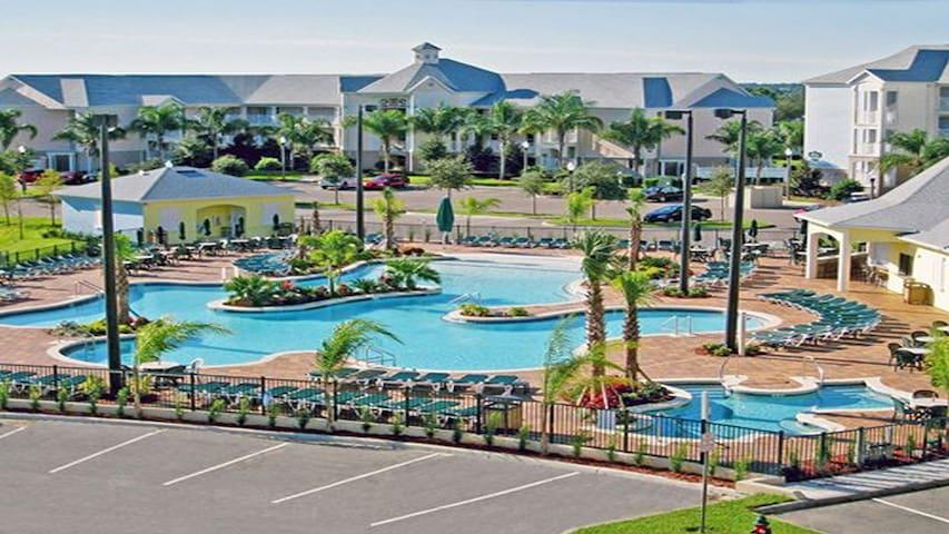 Summer Bay Resort- Orlando: 1 BR, FRI Check-In