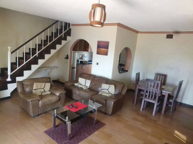 T.homes wide space which is convenient for guests