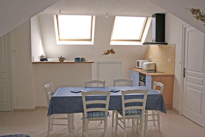 Maison près de la mer (Port à 400m, plage à 1km) - Plozévet - Lägenhet