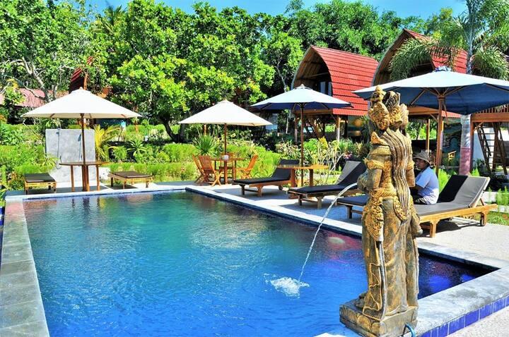 Kubu Sental Homestay Nusa Penida #3