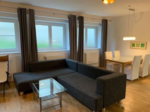 Nowy apartament w centrum Güssing