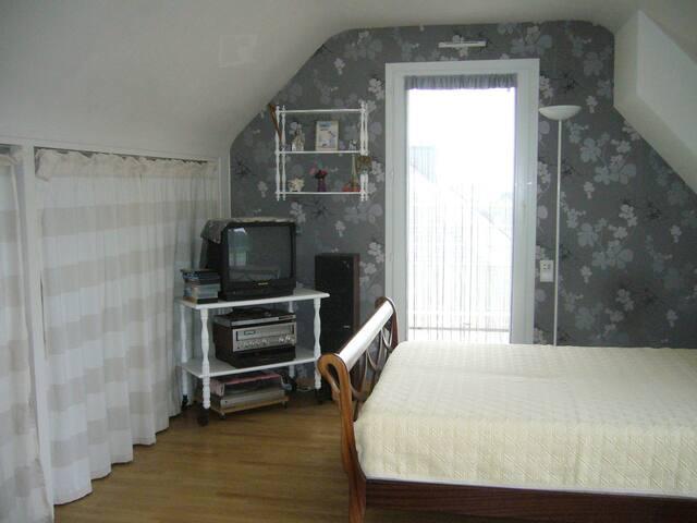Chambres au calme dans centre ville de Guidel