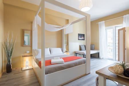 Residenza Toselli - Orange Suite
