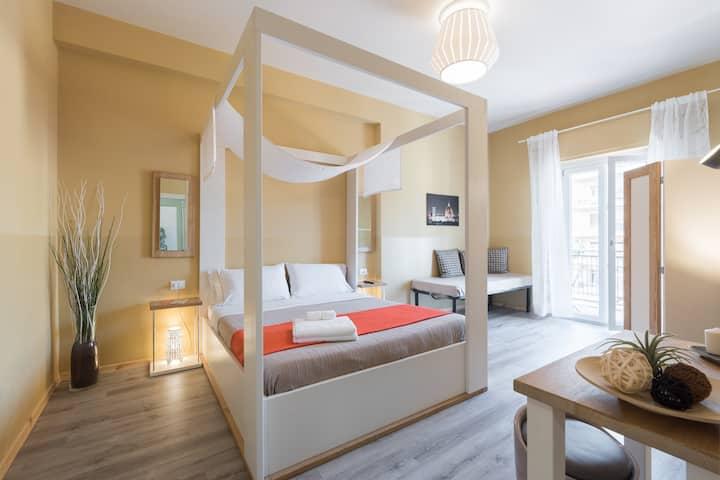 Residenza Toselli - Orange Suite