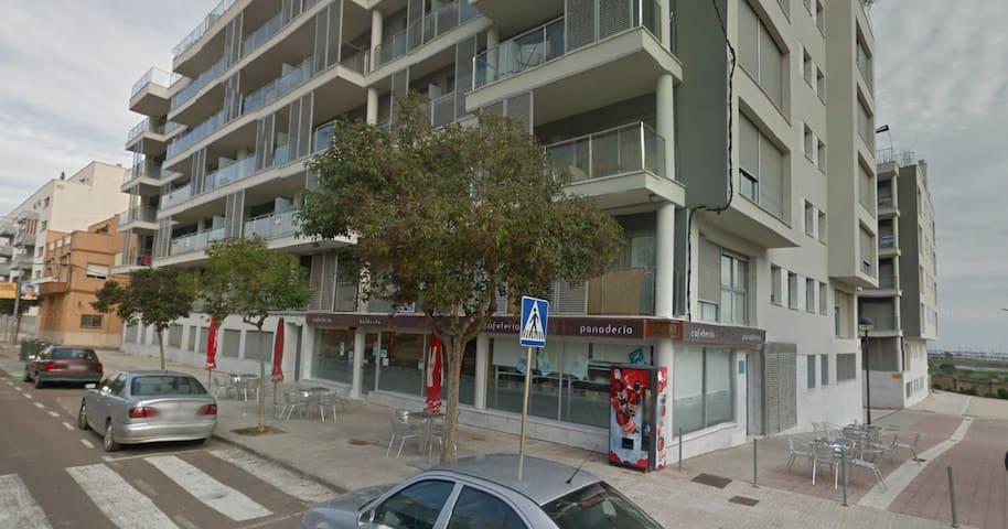 Apartament familiar piscina platja - Sant Carles de la Ràpita - Byt