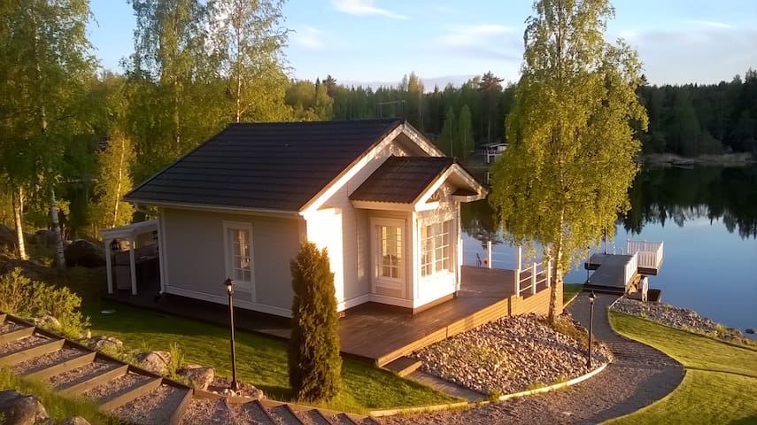 Villa Aurora guest-house with sauna