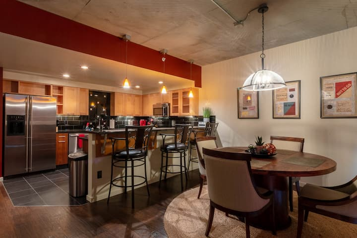 Bellerive Riverfront Condo on Spokane River in CdA