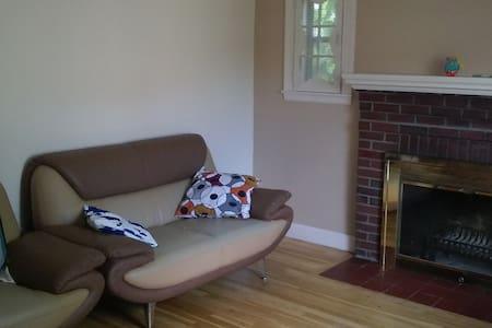 Single bedroom in a quiet place - Dedham