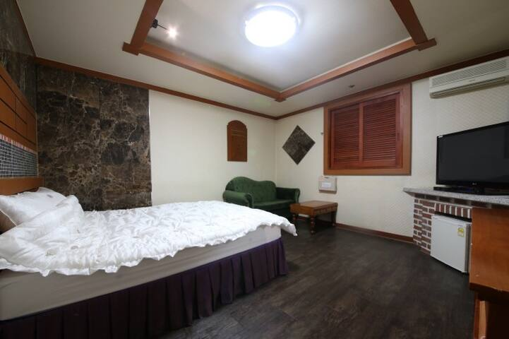 BALI MOTEL standard room 발리모텔 일반실 - Banpo-myeon, Gongju-si