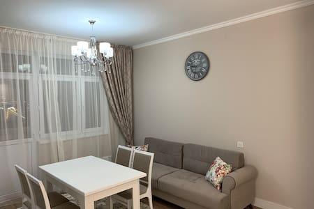 Luxury apartment located opposite Mega Center Mall