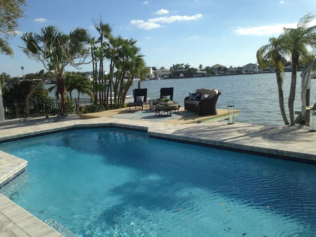 Waterfront Pool Home (Heated) Complete Remodel!!
