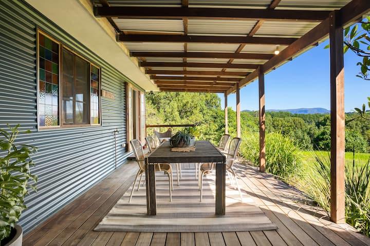 Nepenthe: Modern Meets Rural Living near Byron