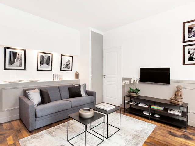LUXURY 2 BEDROOM PARIS CENTER 1