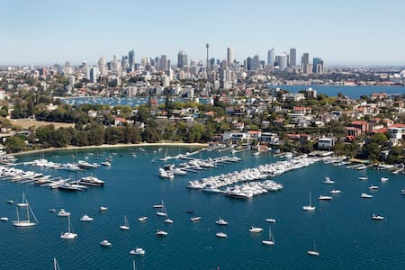 Rose Bay Apartment Minutes to Beach and City - Rose Bay
