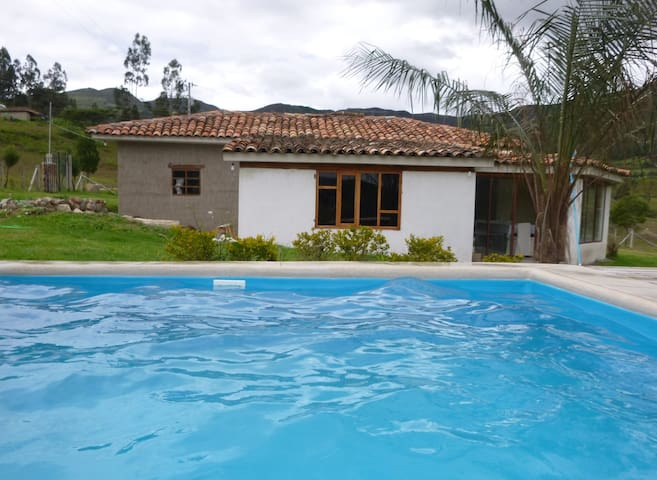 Cottage in the countryside - Nabón Canton - Villa