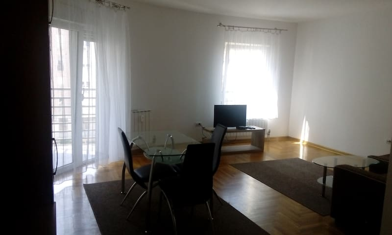 City Center - Djeram flat - Beograd - Apartemen