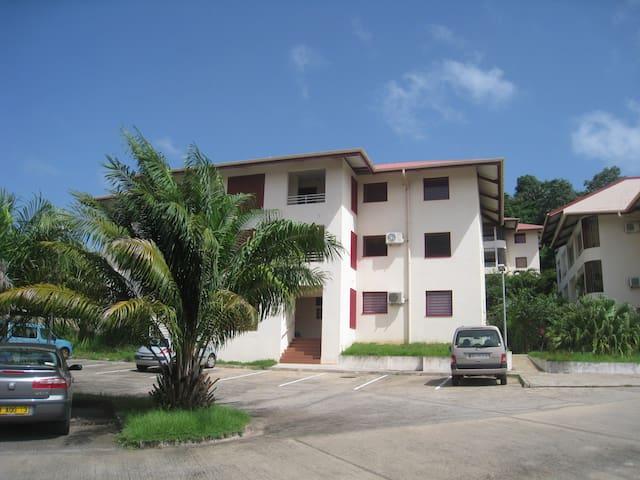 Appartement 2 pièces meublé - Cayenne - Leilighet
