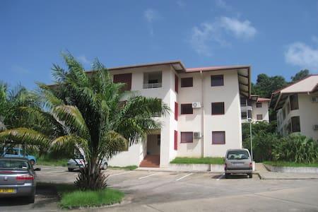 Appartement 2 pièces meublé - Cayenne - Apartemen