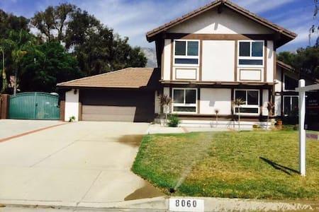 Very big single house with big yard