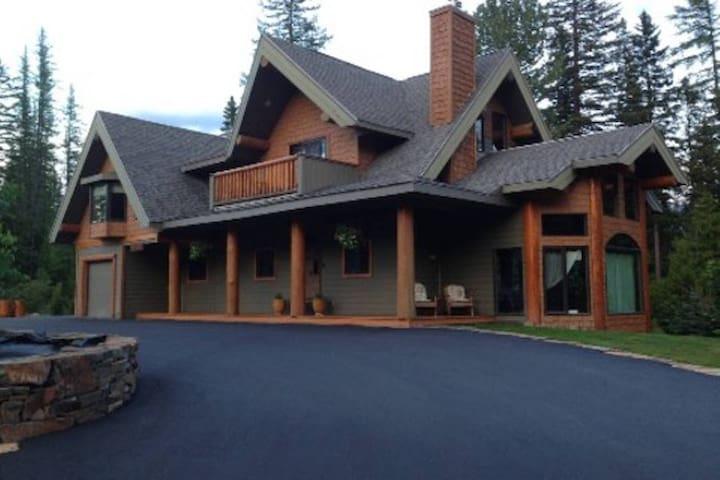 Fernie House - Ski In Location - Fernie - Rumah