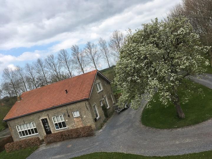 Authentieke boerderij woning voor max. 12 personen