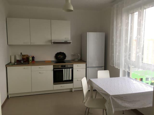 New cosy flat / Новая уютная квартира