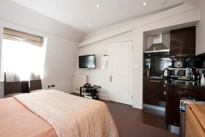 Studio Apartment in Mayfair