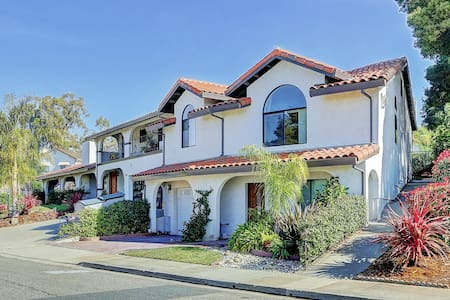 Classy 3 Bed West Coast Villa II Heart Of The Bay - Castro Valley - Villa