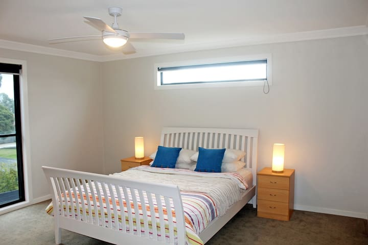 Bedroom Three with King bed