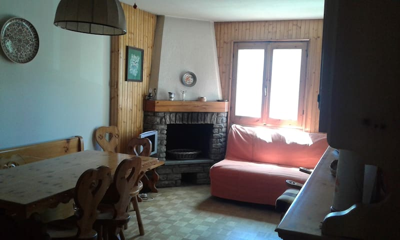 Apartment on the slopes of Torgnon - Torgnon - Byt