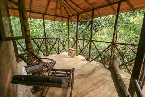 Rawana  Safari cottage.