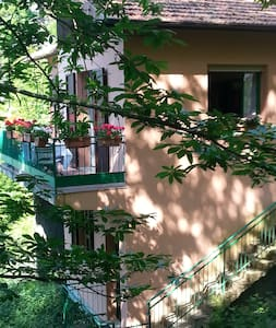 Villa für Naturliebhaber und der Ligurischen Küche - Sanremo