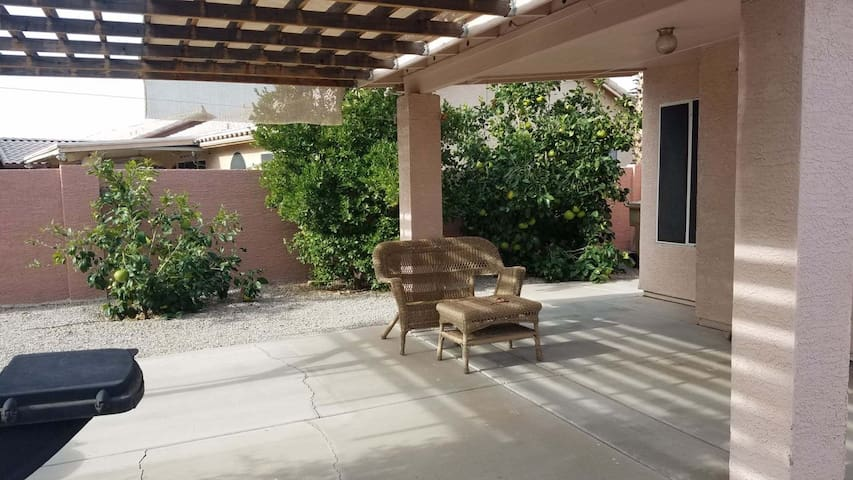 Centrally located accommodation in Glendale, AZ
