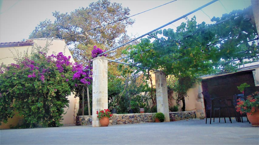 Kalisto,Traditional House in Litsarda - Apokoronas