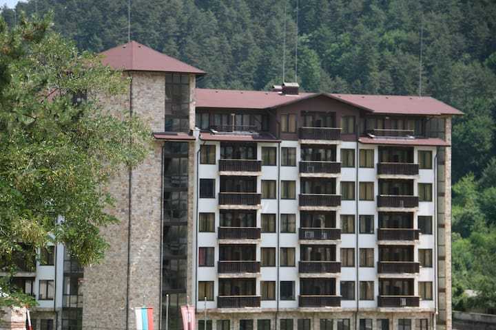 Просторный аппартамент в пятизвездночном отеле - Velingrad - Service appartement