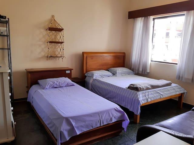 Hostel da Moda - Quarto 2 - Compartilhado