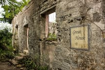 You can check out the Wade's Green Plantation in Kew, North Caicos. Wade's Green is the best-preserved historical plantation ruin in the Turks and Caicos Islands and is a fascinating site to see when visiting North Caicos. We recommend that you visit this historical site if you have the time.