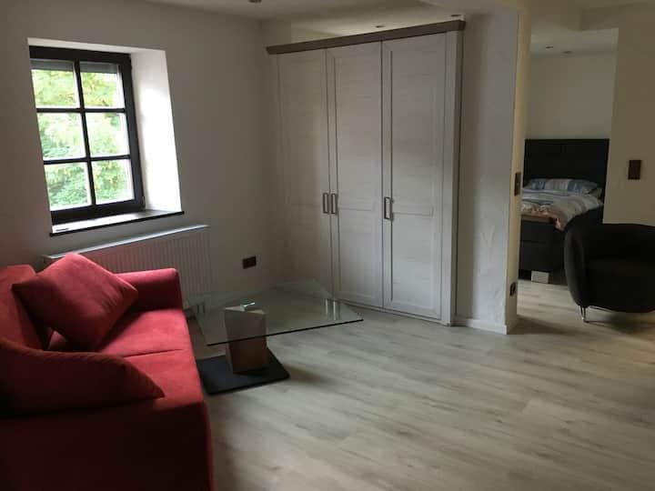 Kompakte moderne Wohnung in bester Lage